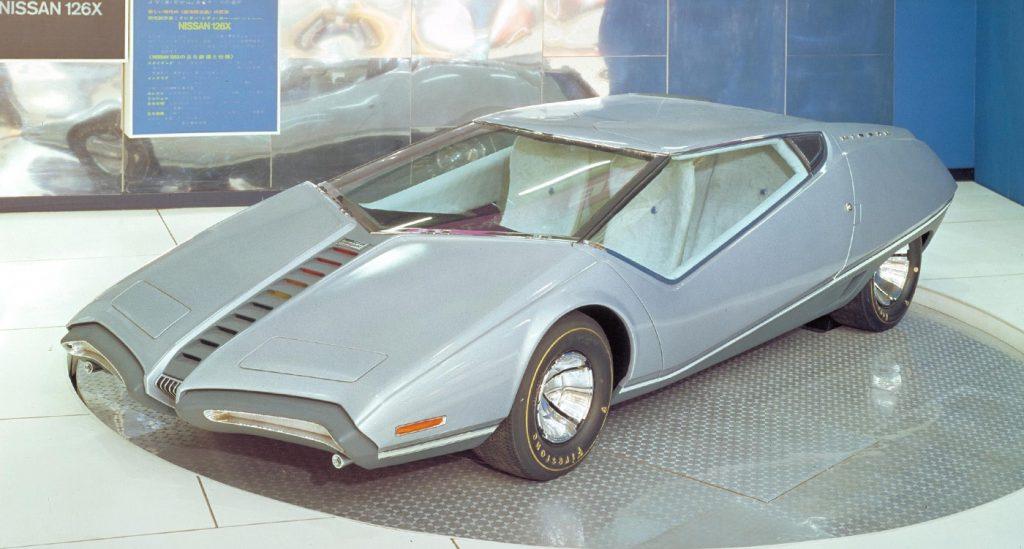nissan 126x concept 1970 01