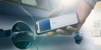 BMW Digital Key 02