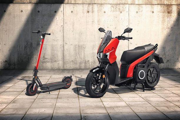 SEAT MÓ eScooter 125 και SEAT MÓ eKickScooter 65