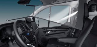 Ford Launches New Protection Shields to Help Ford Transit and To