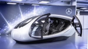 Mercedes-Benz S-Class, MBUX 2