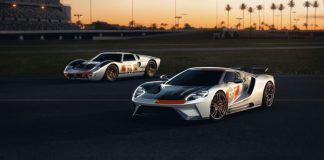 Heritage Edition 2021 Ford GT 0