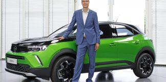 Opel Mokka Michael-Lohscheller