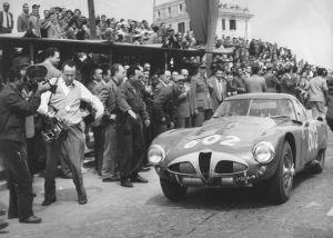 6C 3000 Mille Miglia 1950