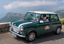Paddy Hopkirk Mini classic 011