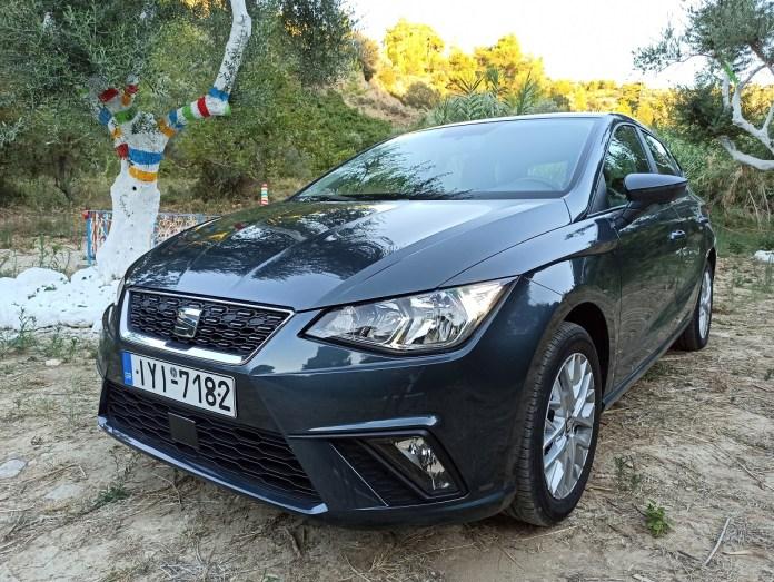 SEAT Ibiza 1.0 TGI autoholix 05