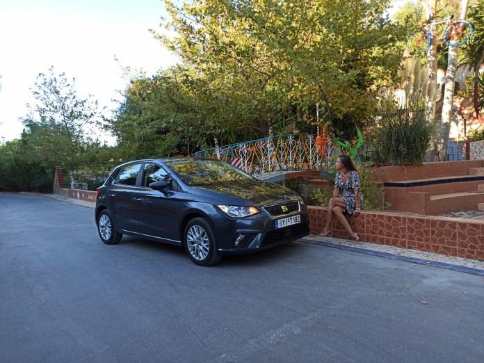 SEAT Ibiza 1.0 TGI autoholix 08