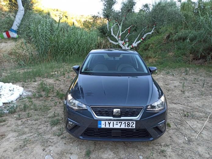 SEAT Ibiza 1.0 TGI autoholix 16