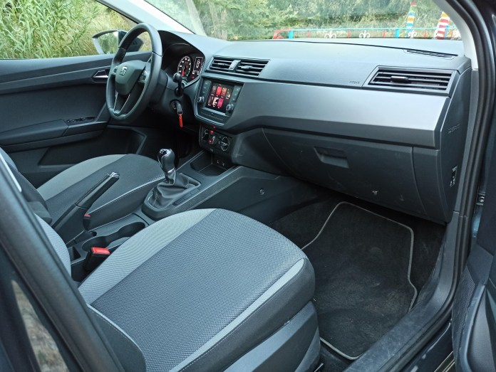 SEAT Ibiza 1.0 TGI autoholix 20