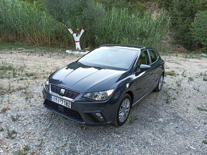 SEAT Ibiza 1.0 TGI autoholix 22