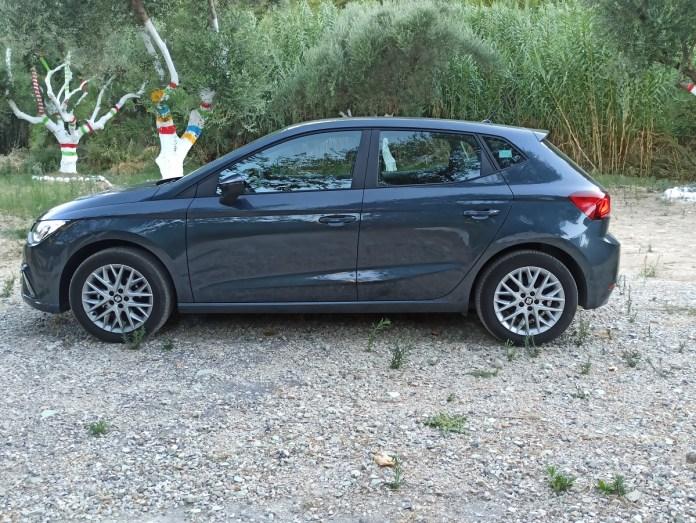 SEAT Ibiza 1.0 TGI autoholix 23