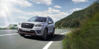 subaru Forester Adventure