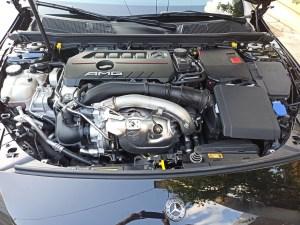 Mercedes AMG A35 sedan 4MATIC 306PS autoholix 2020 01