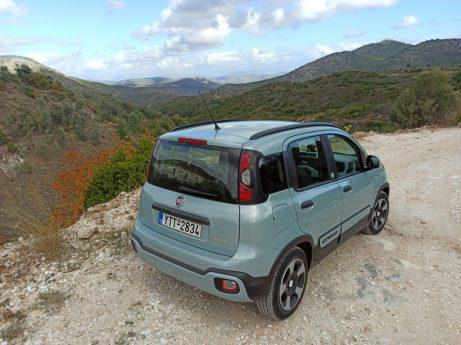 Fiat Panda Hybrid 1.0 70hp autoholix 23