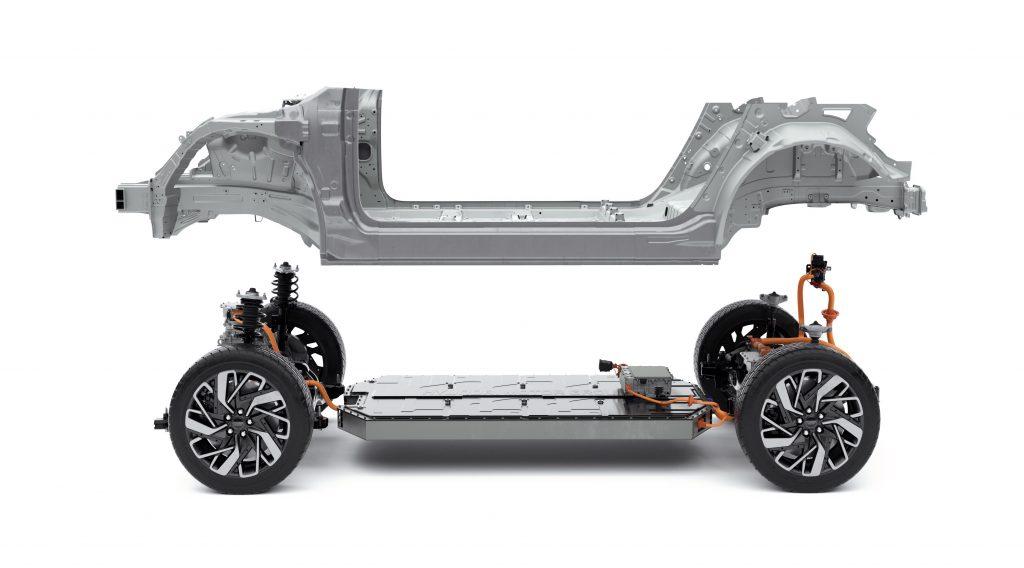 Hyundai Motor Group E-GMP-05