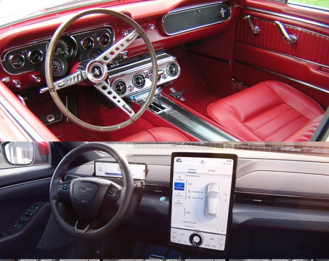 Ford Mustang 1965 2021