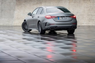 Mercedes-Benz C-class 0