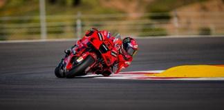 DUCATI - MOTOGP SPAIN 2021 - FRANCESCO - PECCO - BAGNAIA___4
