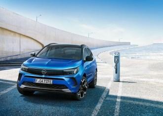 Opel Grandland Hybrid 41