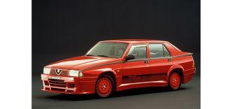75 1.8i Turbo Evoluzione (1986-1988)