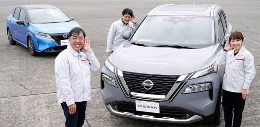 Nissan Bandai Namco
