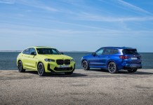 BMW X3 M Competition BMW X4 M Competition