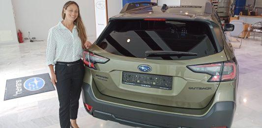 Subaru Outback 2021 01