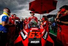 DUCATI - SAN MARINO MOTOGP 2021 - PECCO BAGNAIA_3