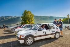 Mitsias Miltiadis - Huffy Dimitris - Peugeot 205 Gti 1986