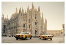 Alfa Romeo Giulia Stelvio GT Junior