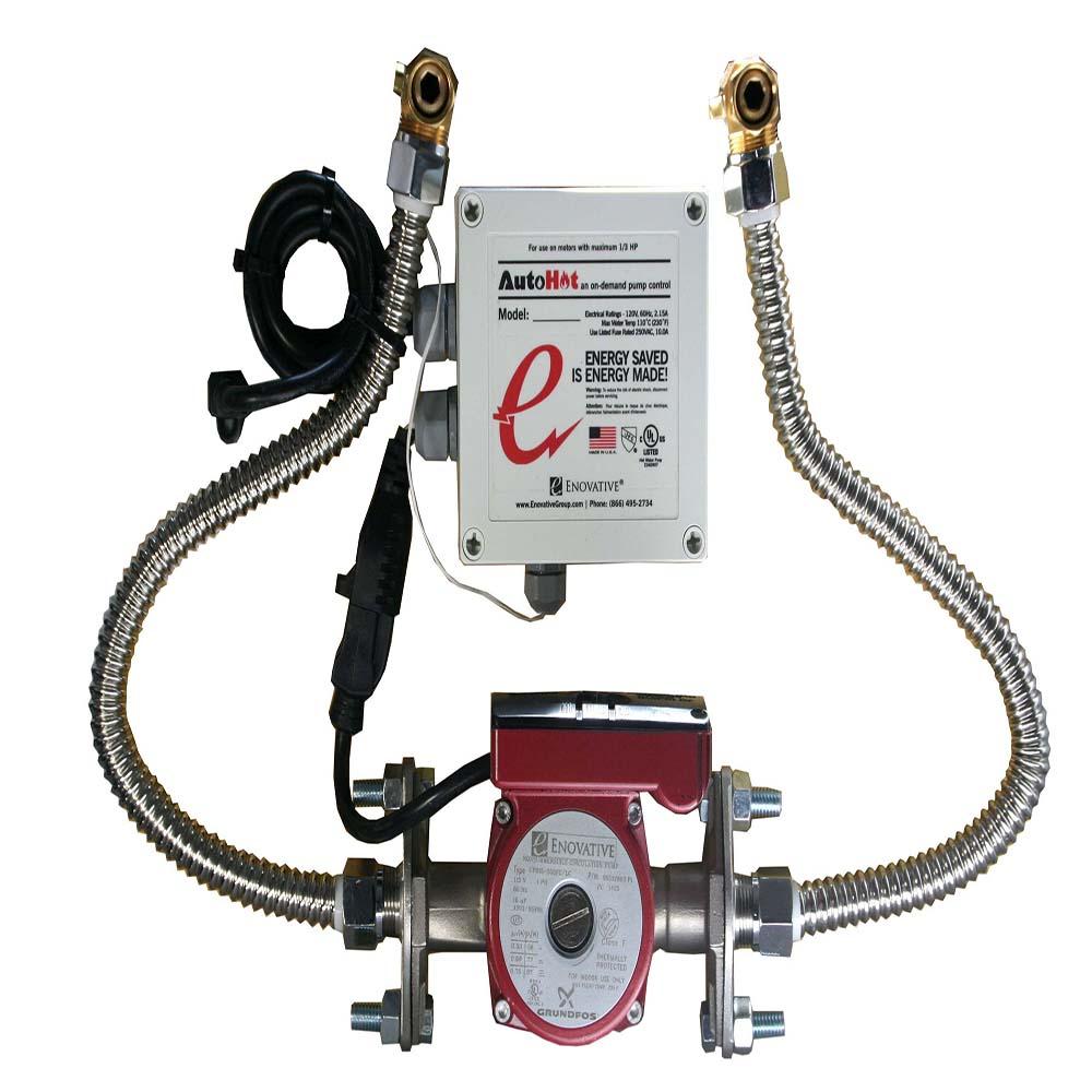 55 series pump under sink kit