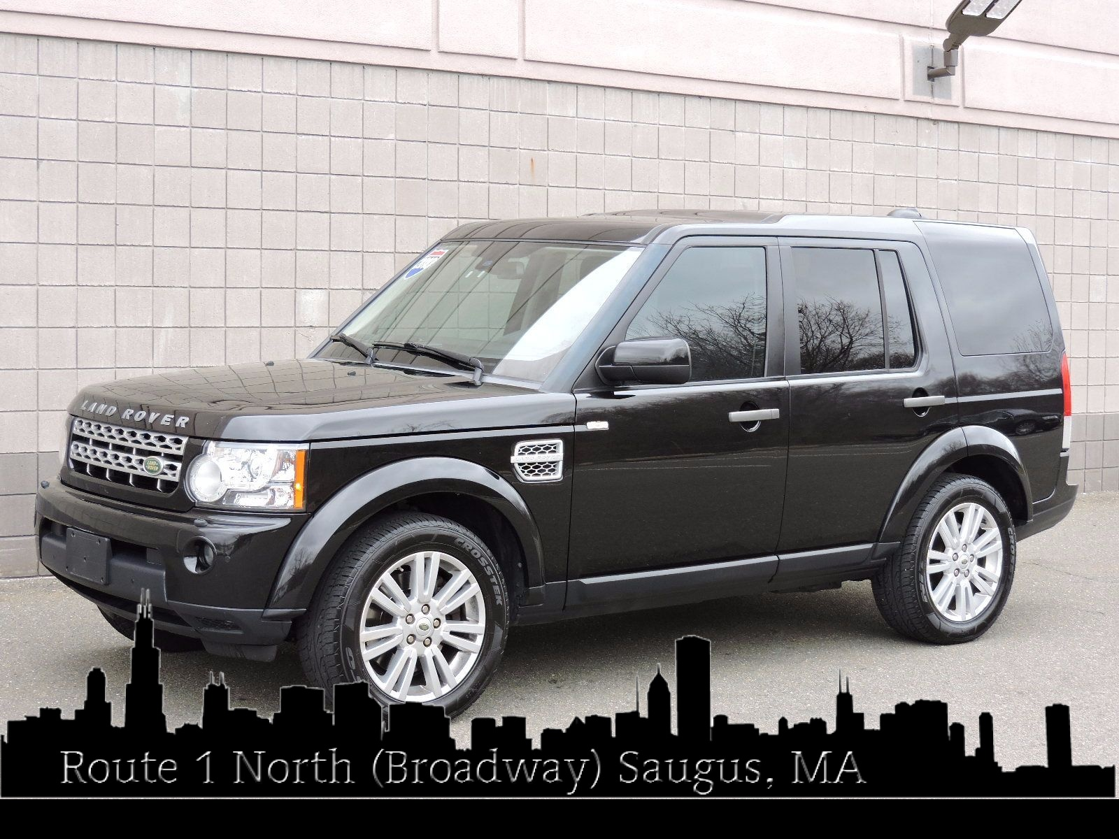 Used 2010 Land Rover LR4 HSE at Auto House USA Saugus