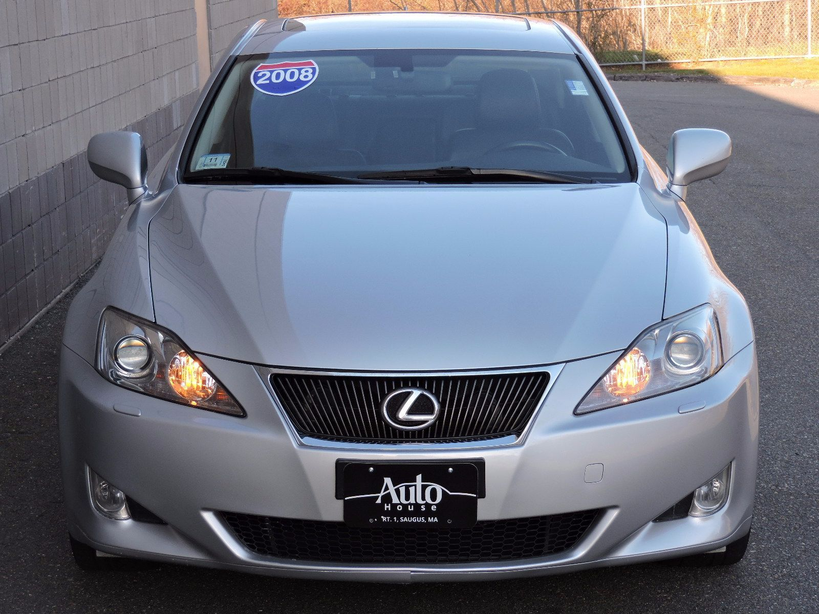 Used 2008 Lexus IS 250 at Auto House USA Saugus