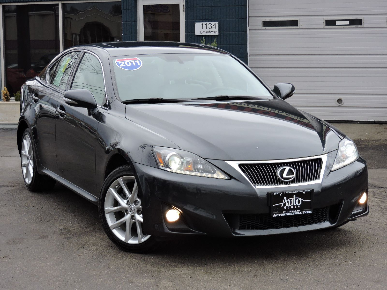 Used 2011 Lexus IS 250 LTZ at Auto House USA Saugus