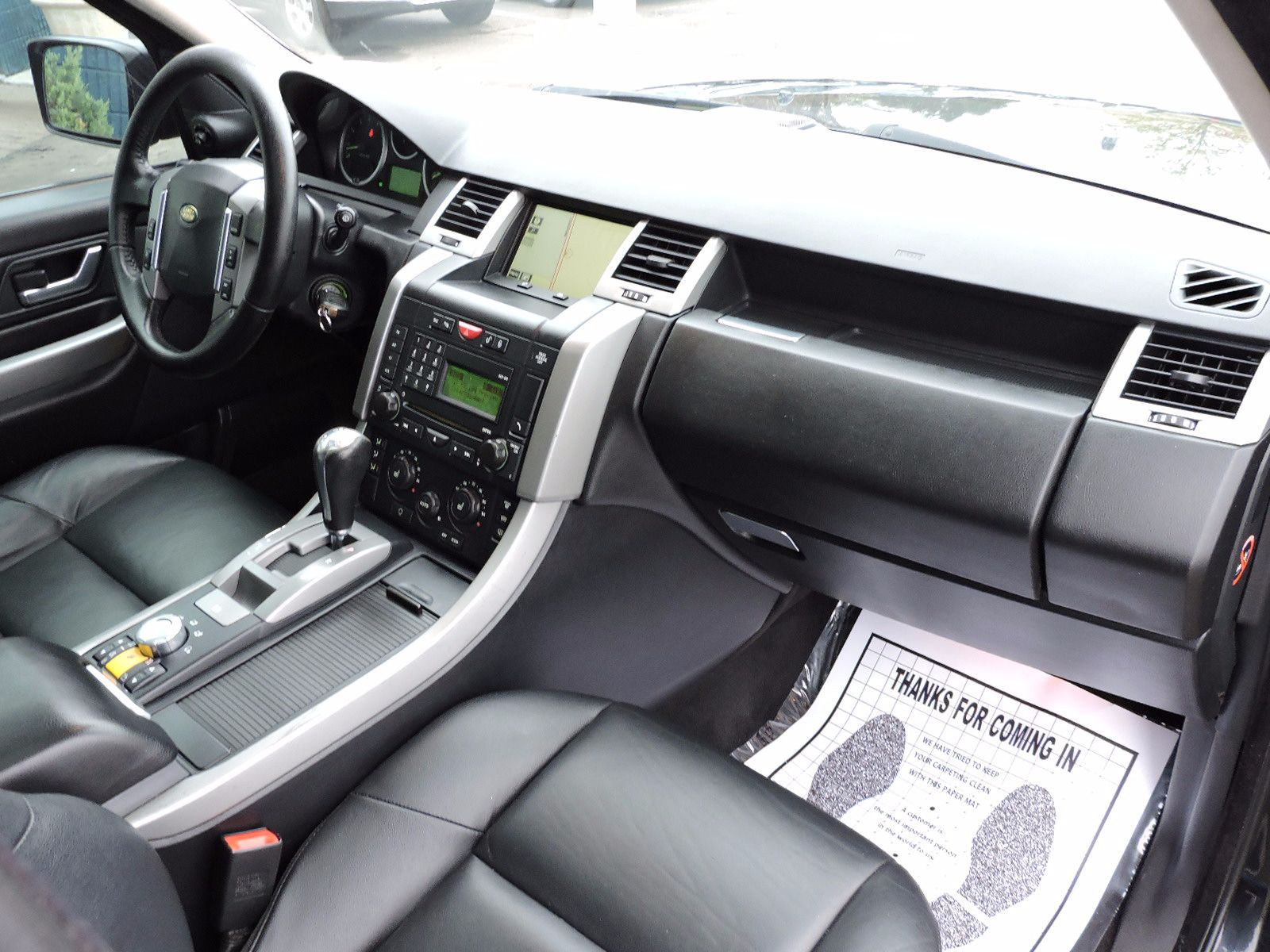 Used 2008 Land Rover Range Rover Sport HSE at Auto House USA Saugus