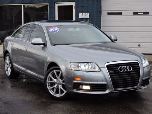 small resolution of 2010 audi a6 quattro all wheel drive navigation