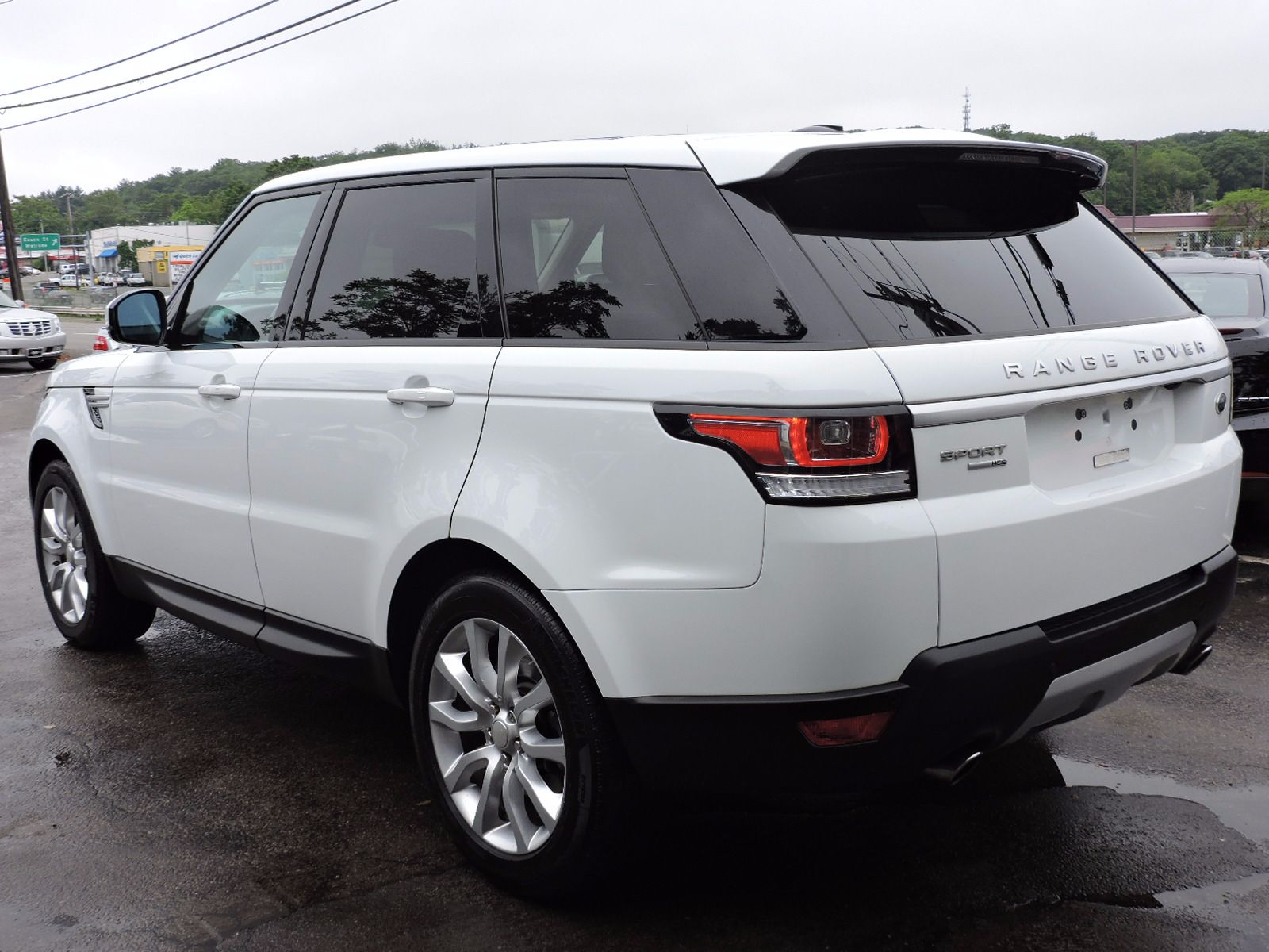 Used 2014 Land Rover Range Rover Sport HSE at Auto House USA Saugus