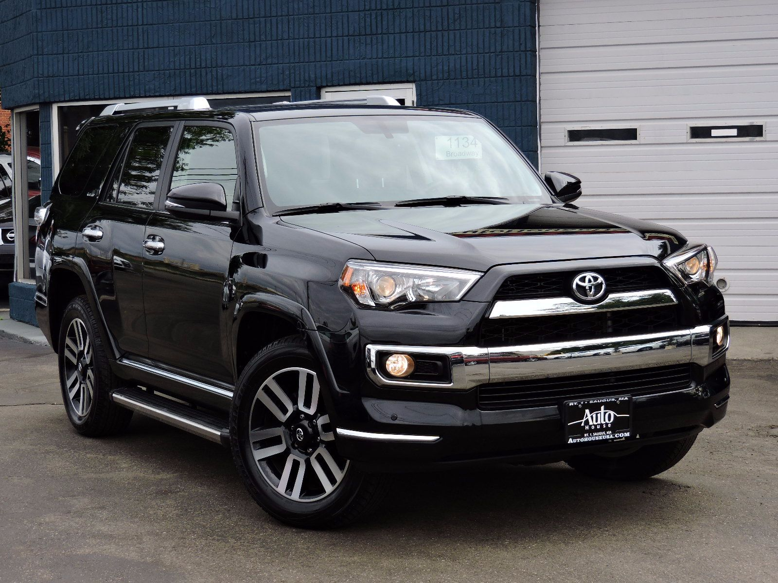 Used 2016 Toyota 4Runner Limited at Auto House USA Saugus