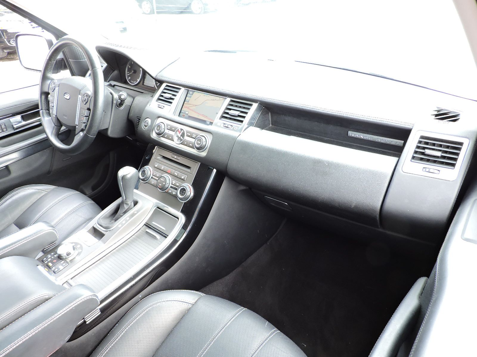 Used 2011 Land Rover Range Rover Sport HSE LUX at Auto House USA