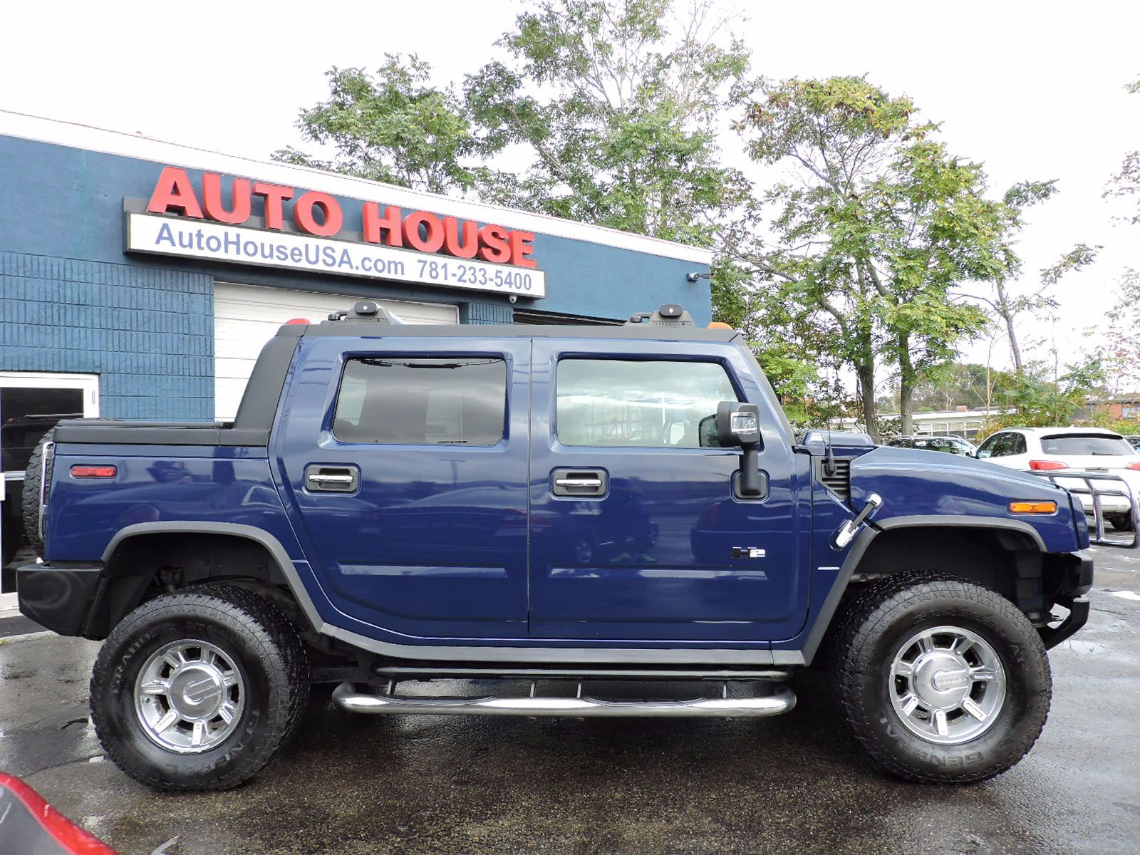 Used 2007 HUMMER H2 SUT at Auto House USA Saugus