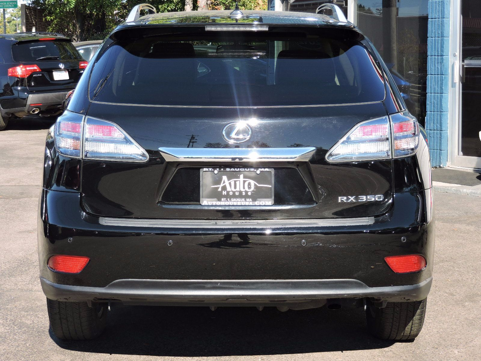 Used 2012 Lexus RX 350 at Auto House USA Saugus