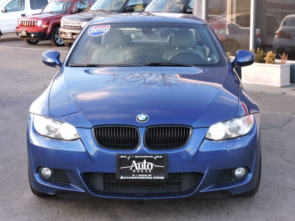 medium resolution of  2010 bmw 3 series 328i xdrive m sport 6 speed awd coupe