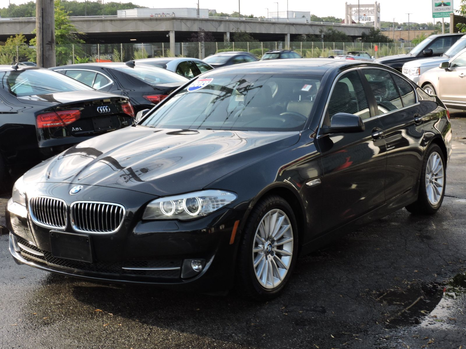 hight resolution of  2013 bmw 5 series 535i xdrive awd