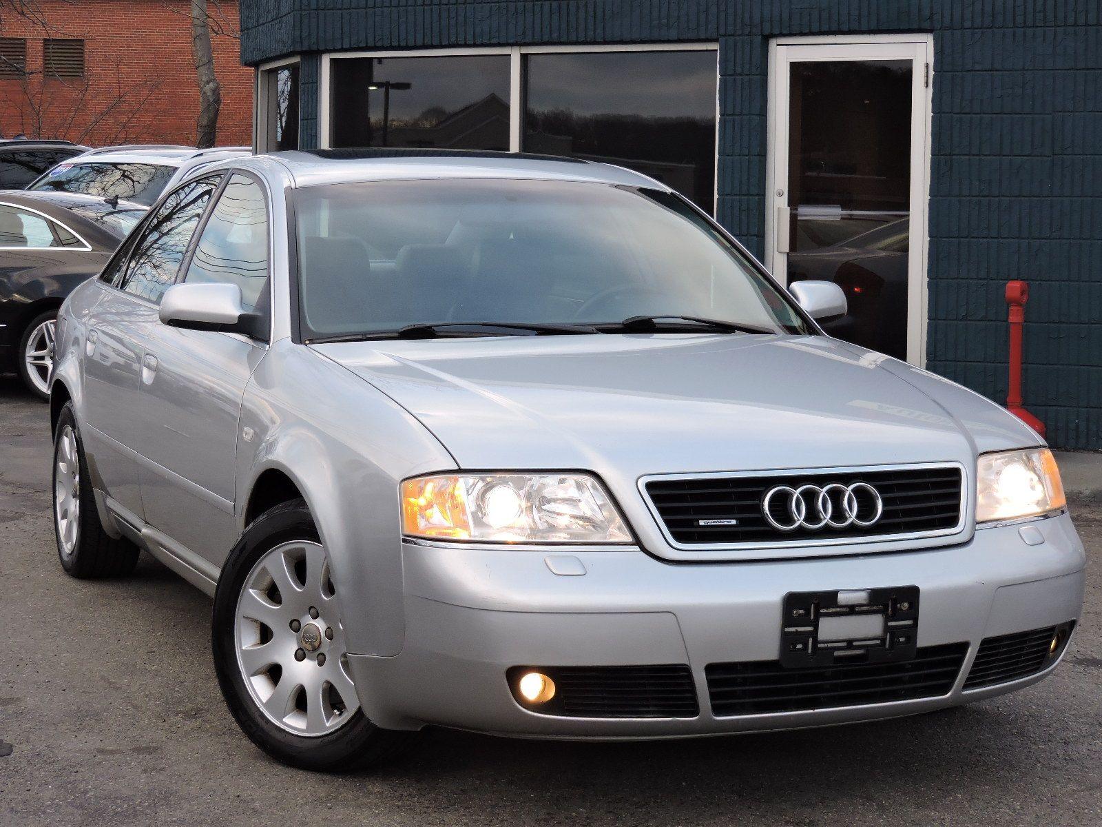 hight resolution of 2001 audi a6 2 8 quattro awd