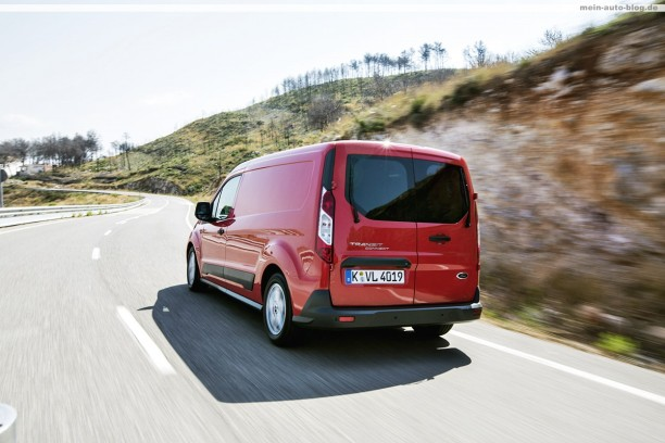 Ford Transit 08 Connect 2014