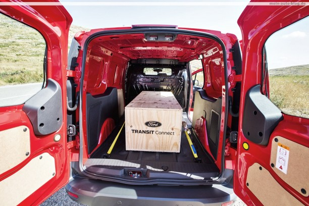Ford Transit 09 Connect 2014