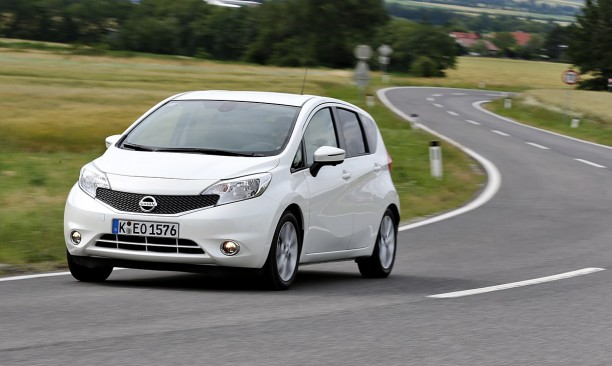 Nissan Note 04 80 PS Basis-Benziner
