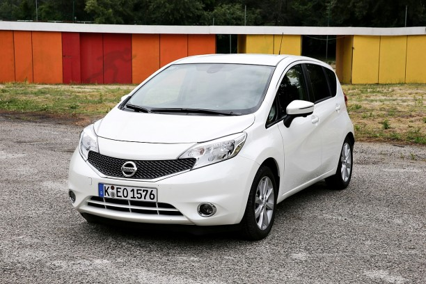 Nissan Note 06 80 PS Basis-Benziner