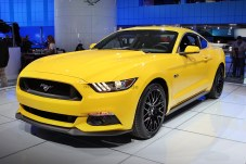 Ford mustang 2015 10 NAIAS 2014