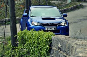 Roadtrip 10 Subaru WRX STI